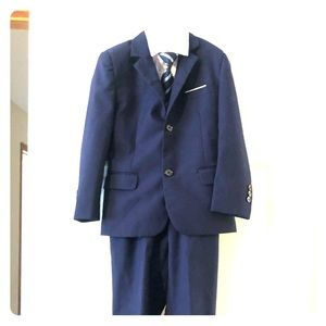 Communion/Wedding Boys Full Suit Set